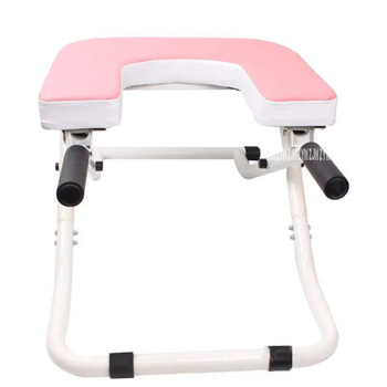 0K-608-2 Home Fitness Yoga Inverted Assisted Chair Handstand Stool Gym Yoga Inversion Upside Machine Handstand Bench Machine