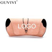 Sunglasses Case Classic Eyewear Customized Support Box Unisex Bags