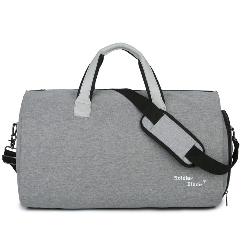 New Style Multi-functional Men Handheld Traveling Bag Dustproof Waterproof Wet And Dry Separation Bag Business Shoulder Xi Zhuan