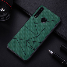 VIJIAR Bracket Soft Silicone Case For Huawei P20 P40 Lite P40 Pro TPU Case for Huawei P30 P30 lite P30 Pro Nova 3e 4e 6 Se Case