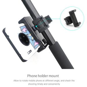 Image 5 - STARTRC FIMI PALM handheld selfie stick kit Portable Grip With Phone Holder For FIMI PALM Handheld Gimbal Camera Accessories
