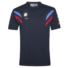 Motorcycle T-Shirt Jersey Outdoor Cycling for BMW Quick-Drying Polyester