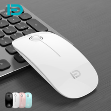 USB Wireless Mouse 2.4GHz Vertical Gaming Mouse 1600 DPI Ergonomic Computer Mice for PC Laptop Office