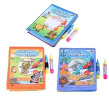 Drawing-Books Doodle-Mat 2-Magic-Water For Children Learning-Educational-Toy Kids Gift