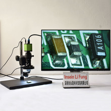 Full HD 1080P Sony Sensor HDMI Camera Video Microscope 2D 3D Optical Magnifier Electronic Component Motherboard Detection