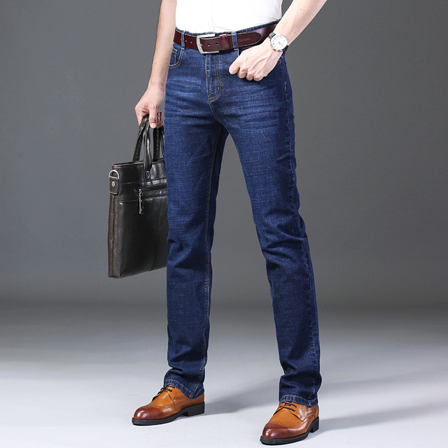 Casual Stretch Slim Jeans 10