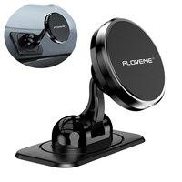 Floveme Universele Magnetische Telefoon Houder Auto Stand In Auto Voor Telefoon Magneet Cellulaire Mobiele Mobiele Telefoon Ondersteuning Telefoonhouder Auto