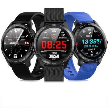 TWISTER.CK L9 Bracelet Full Round Screen Multi-Sport Heart Rate Sleep Monitoring Offline Payment Bracelet