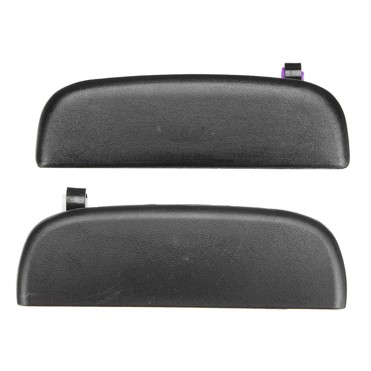 for Acura Outside Outer Exterior Door Handle Passenger Right Front Black Chrome