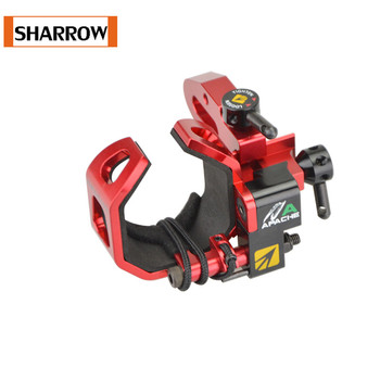1pcs  Archery Compound Bow Drop Away Arrow Rest Right hand  Fall Micro Adjustable Outdoor Hunting Shooting Accessories