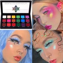 15 colors sexy matte long lasting eye shadow toning bright c