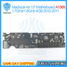"Broken A1369 Motherboard 2.13GHz Core 2 Duo 1.7GHz/1.8GHz 4GB Logic Board for MacBook Air 13"" 2010 2011(China)"