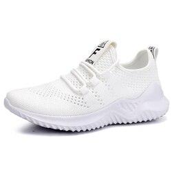 Для женщин Повседневное кроссовки светильник с подошвой из вулканизированной Для женщин обувь на платформе; спортивная женская обувь Слип...
