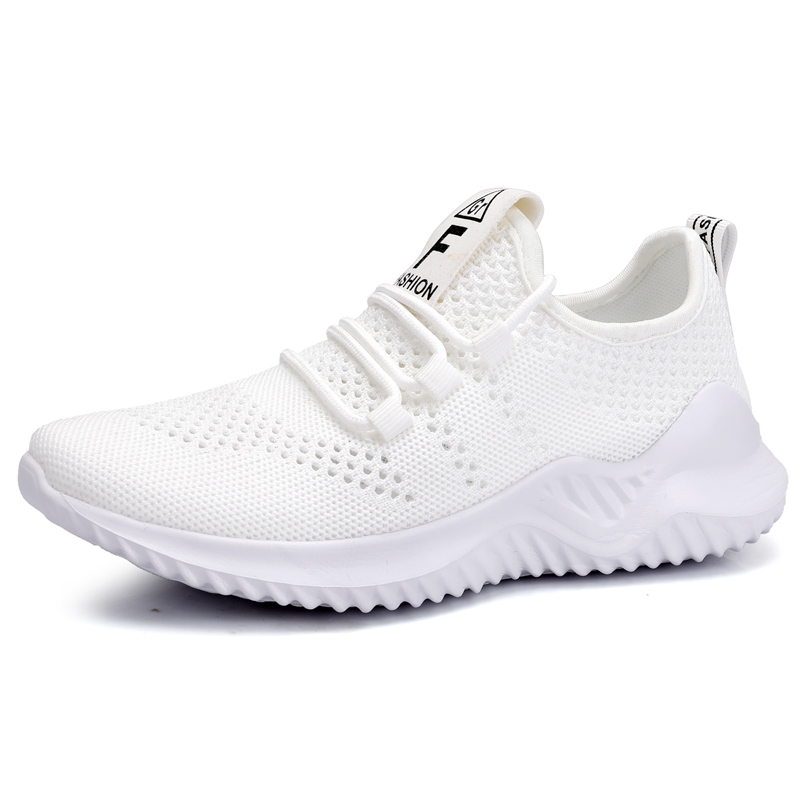 Women Casual Sneakers Light Vulcanized Women's Shoes Platform Sport Female Slip Ons Breathable Woman Sneakers White Pink Black