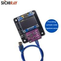 Entegre jest tanıma 9 hareketleri tepki sensörü USB veya 5V güç kaynağı Arduino için