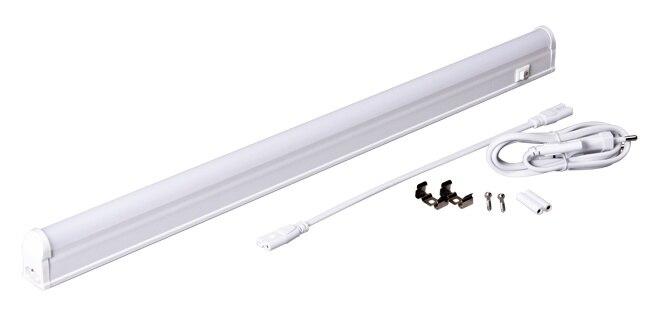 Jazzway lamp LED linear pled T5i Pl 900 10W 4000K White 872 х22х36mm. 2850645а