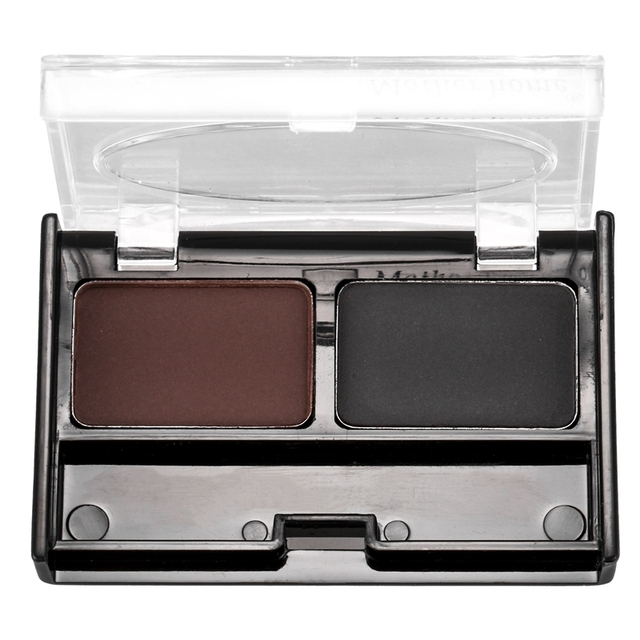 Eyebrow Stencils & Multi Color For Waterproof Eyebrow Shaping Powder Eyeshadow 4