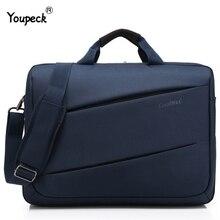 Modna torba na Laptop 17.3 cal Notebook torba na macbooka Pro 15 wodoodporny plecak na laptopa mężczyzn teczka na laptopa torba biznesowa