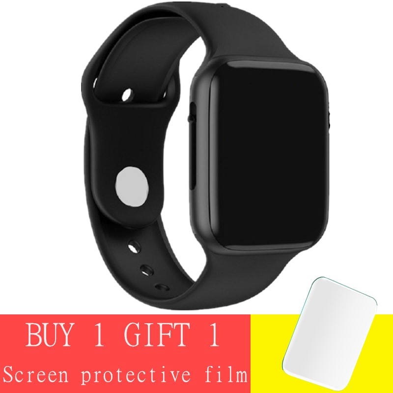 Abay <font><b>Smartwatch</b></font> iwo lite Serie 4 5 ecg ppg Men Heart Rate Smart Watch Women for Apple IPhone Xiaomi ios PK B57 P80 <font><b>P70</b></font> Q9 image