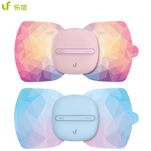 Youpin LF marka taşınabilir elektrik stimülatörü masaj çıkartmaları tam vücut sihirli masaj terapisi Relax kas ofis çalışanı için