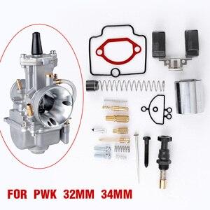 Image 2 - Carburetor Rapire Kit PWK 28 30 32 34 36 38 40mm Universal ReplacementFor PWK KEIHIN OKO Motorcycle Scooter UTV ATV