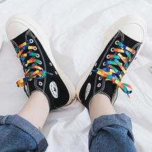 High top sneakers men Tenis Canvas Shoes Vulcanize shoes Colorful lace-up Denim shoes Unisex fashion flat soft walking shoes джеффри евгенидис девственницы самоубийцы