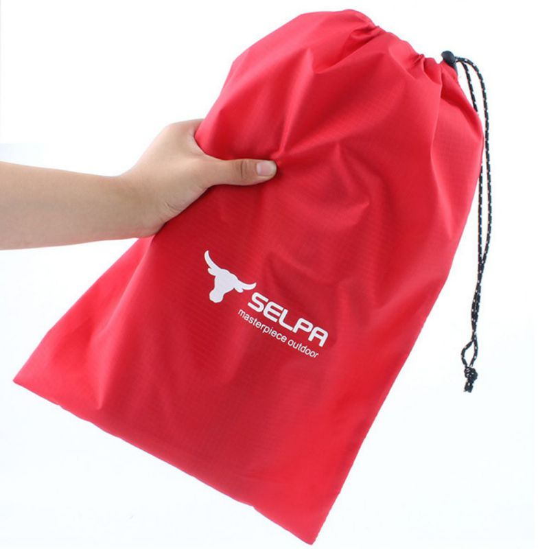 Drawstring Outdoor Travel Waterproof Swimming Storage Bag Hooks Underwear Organizer Camping Accessories Beach New Arrival