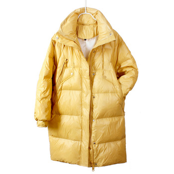 Thick  Women Down Coats Jackets Warm Woman Down Parka New 2020 Winter White Duck Down  Winter Down Jacket Women 2020 new boys jackets parka baby outerwear childen winter jackets for boys down jackets coats warm kids baby thick cotton down
