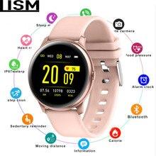KW19 Smart watch Women Heart rate monitor Multi-Languages IP68 Waterproof Men Sport Watch Fitness Tracker For Android IOS Reloj