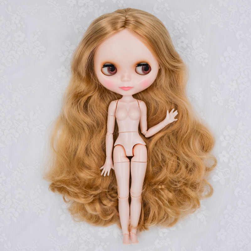 куклы блайз Нео-кукла NBL кукла блайз индивидуальные блестящие лицо,куклы бжд  1/6 BJD кукла на шарнирах Ob24 кукла blyth для девочек, игрушки для детей NBL03