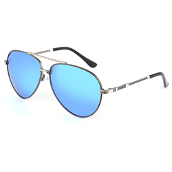 2020 New Men Polarized Sunglasses 7 Colors Metal Frame UV400  Male Driving Glasses With Box