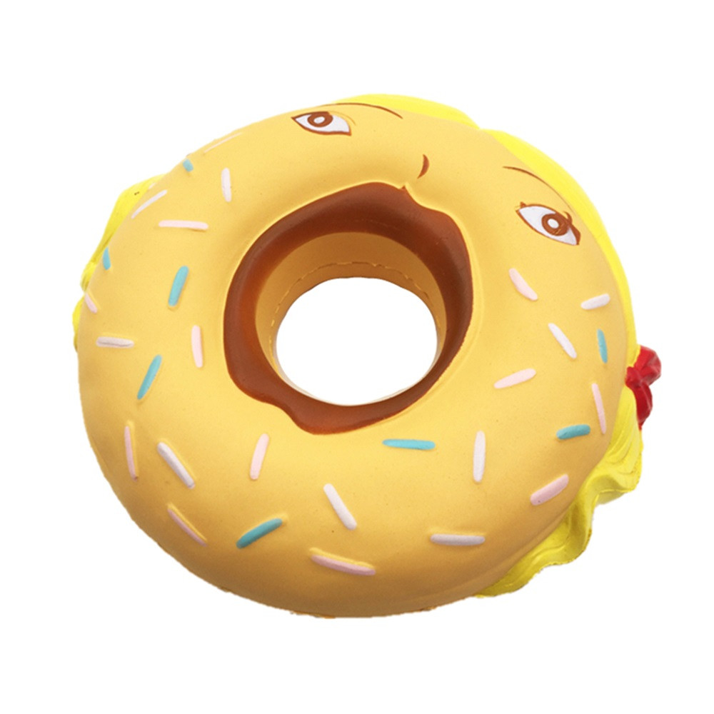 Squishy Donut Super Slow Rising Kid Toy With Decompression Toys Bread Dough For Girls And Boys Toys Gift L103