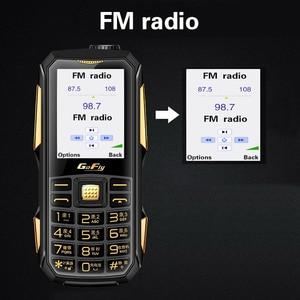 Image 4 - צבע LED 6800mAh כוח בנק GSM נייד טלפון קסם קול לפיד מהירות חיוג FM רדיו זול celular רוסית מקלדת טלפונים סלולרי