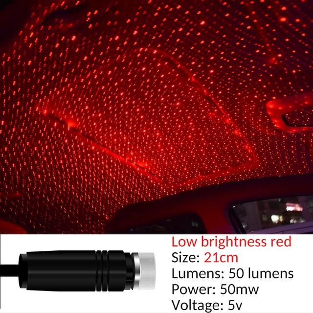 Фото 1 шт led устанавливаемый на крыше автомобиля sky star ночник