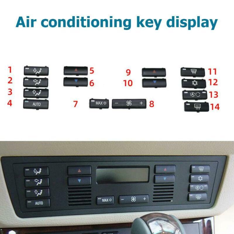 BMW E53 E39 M5 X5 REPLACEMENT CLIMATE CONTROL FRONT WINDSCREEN DEMISTER BUTTON