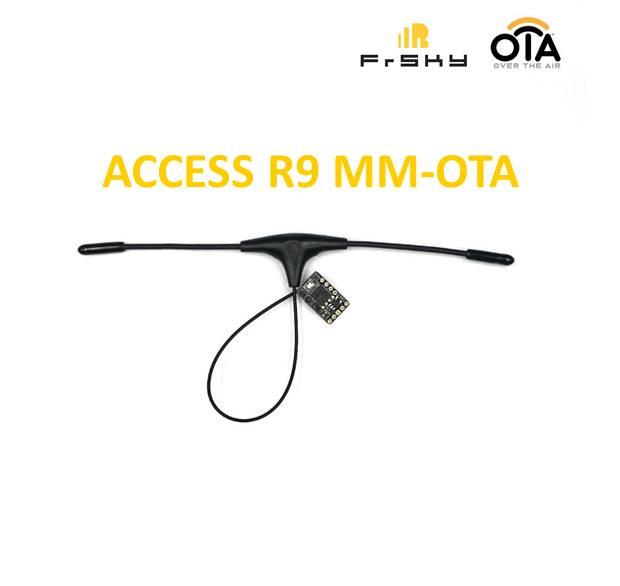 FrSky ACCESS 900MHz R9MM-OTA R9MM OTA Mini Receiver RSSI Output Long Range 4/19CH Telemtry Receiving Board FPV RC Model R9M 915M