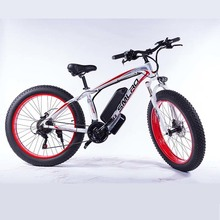 XDC600 FACTORY PRICE FAT TIRE ELECTRIC BICYCLE highly effective 1000W 17.5AH 48V S^MSUNG battery 26 inch snow E bike