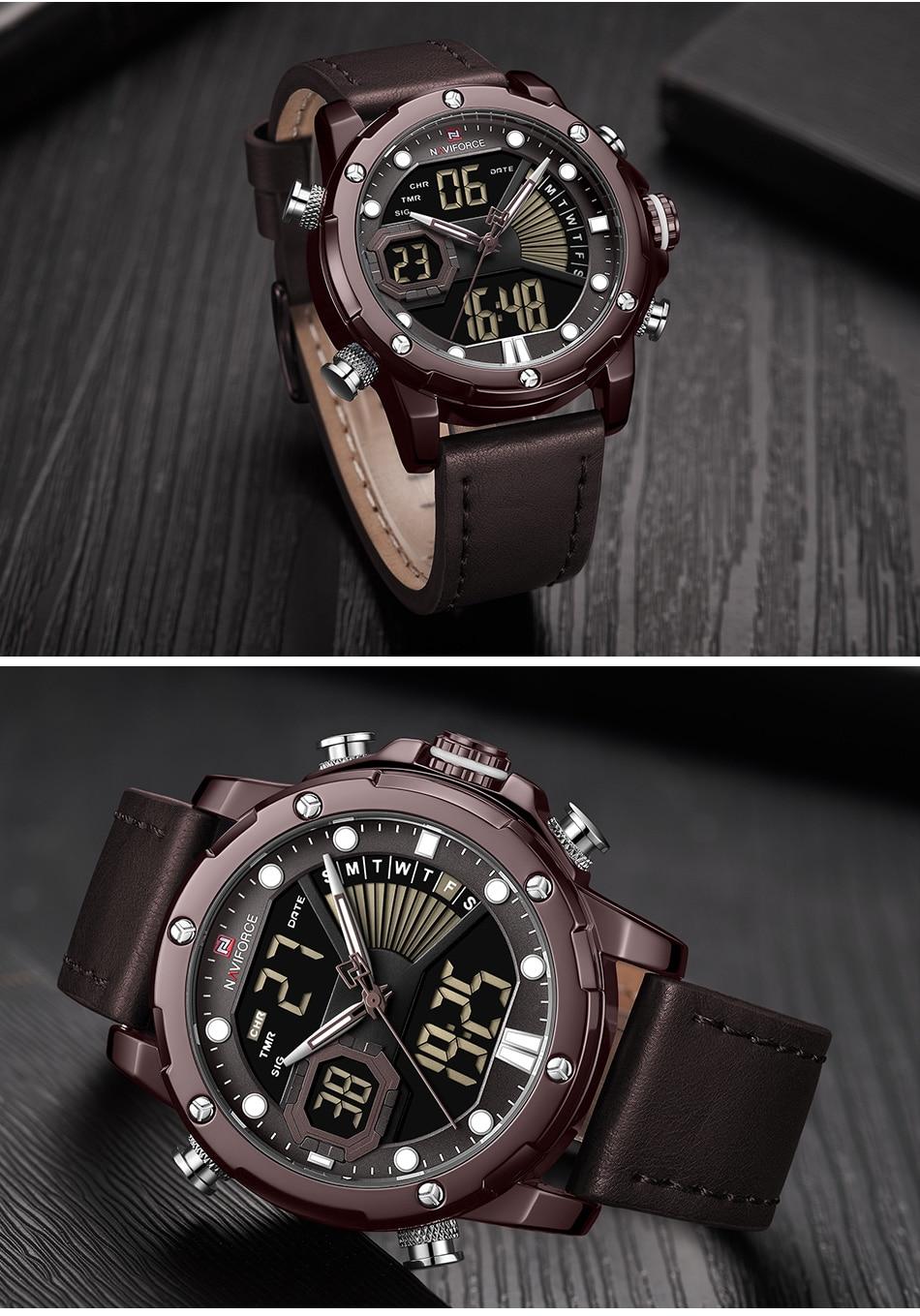 Hc2c1cdce463040838bad87da8bc2246en NAVIFORCE Men Watch Top Luxury Brand Fashion Sports Wristwatch