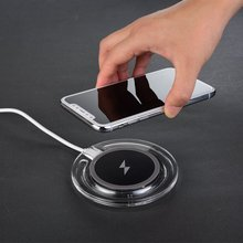 Universal Q3 Flying Saucer Shape Wireless Charger for IPhone