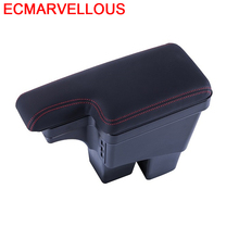 Modification Arm Rest Car Car-styling protector Styling Upgraded Accessory Decoration Armrest Box 14 15 16 17 18 FOR Honda Fit