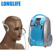Косметический литий-ионный концентратор кислорода на литиевой батарее, кислородный генератор для защиты от старения и морщин, повышающий эластичность кожи