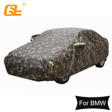 Oxford cloth winter Car Covers Outdoor Waterproof Sun Rain Snow Protection camouflage For BMW 3 series 5 series M3 M4 X3 X5 X1
