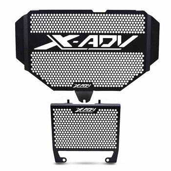 Protector de radiador con Logo de X-ADV para HONDA X-ADV XADV X ADV 750 2017-2019 2018