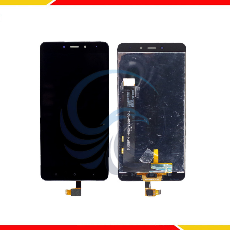 For Xiaomi Redmi Note 4 LCD Display With Touch Screen Complete Assembly MTK Helio X20 For Xiaomi Redmi Note 4 Tested LCD Display