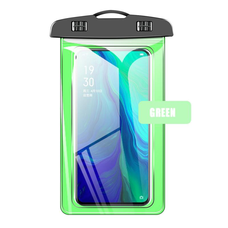 Universal Waterproof Phone Case Water proof Bag Mobile Phone Anti-Water Pouch PVC Cover iphone for huawei samsung mobile phone