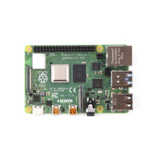 Nieuwe 2019 Officiële Originele Raspberry Pi 4 Model B Development Board Kit Ram 2G/4G 4 Core cpu 1.5Ghz