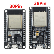 Development-Board ESP32 Bluetooth ESP8266 10pcs Wifi Similar Dual-Core Ultra-Low-Power-Consumption