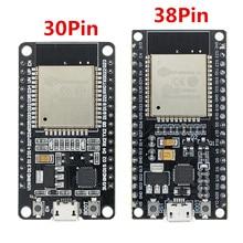 1PCS ESP32 Entwicklung Bord WiFi + Bluetooth Ultra-Low Power Verbrauch Dual Core ESP-32 ESP-32S ESP 32 Ähnliche ESP8266