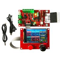 100A Spot Controller Welding Machine Pneumatic Color LCD Display Multi point Personalization with Temperature Sensor