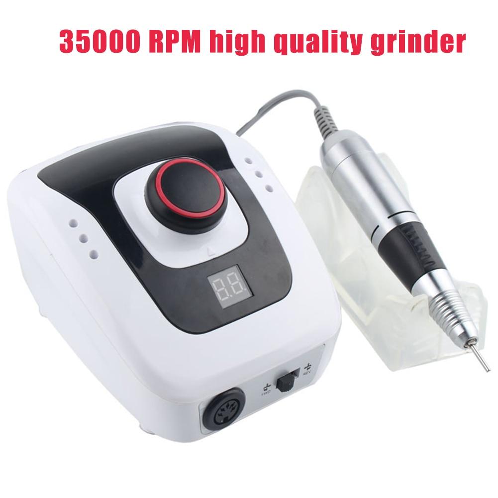 eletrica unha polidor 35000 rpm manicure pedicure 04
